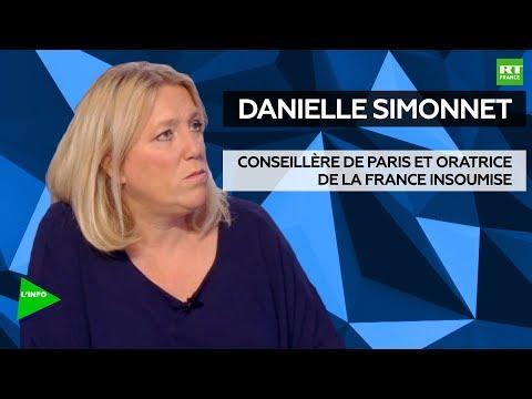 Danielle Simonnet : «La Question écologique Est Incompatible Avec Les Politiques Néolibérales»