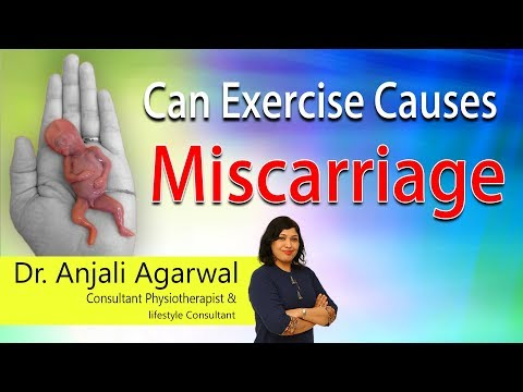 Hi9 | Can Exercise causes Miscarriage | Dr. Anjali Agarwal | Physiotherapist