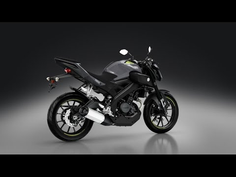 yamaha mt 125 night fluo abs 2016 dave youtube. Black Bedroom Furniture Sets. Home Design Ideas