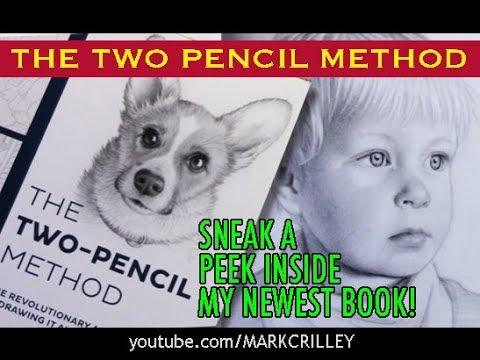 THE TWO-PENCIL METHOD: A Sneak Peek Inside My Newest Book!