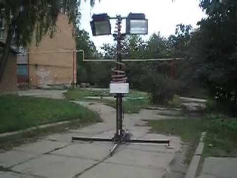 Мачта антенная телескопическая своими руками148