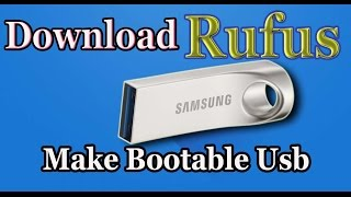 Gambar cover Rufus Download | How to download rufus