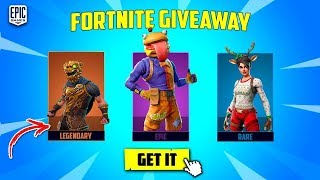 Fortnite Item Shop Giveaway | 100+ WINS | Fortnite Battle Royale