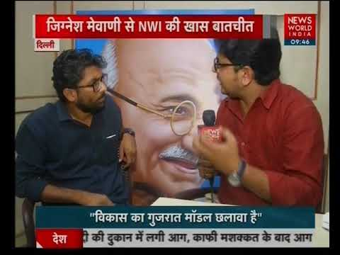 NWI Exclusive: In Conversation With Gujarat Dalit Leader Jignesh Mevani