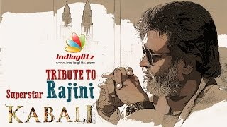 Kabali l A Tribute To Rajinikanth | Radhika Apte | Official Promo