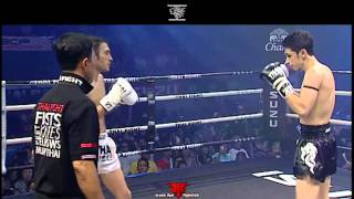 Muay Thai Fight - Fists Feet Knees Elbows (Full HD)