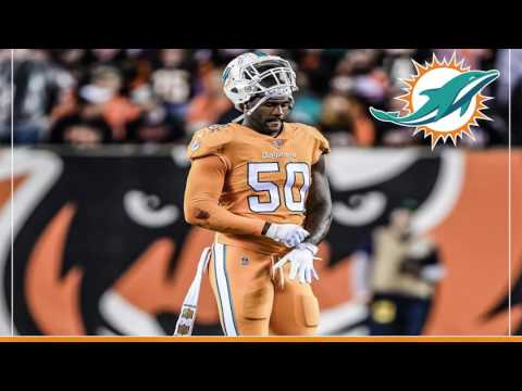 Miami Dolphins Resign Andre Branch