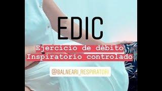 Fisioterapia respiratoria - EDIC