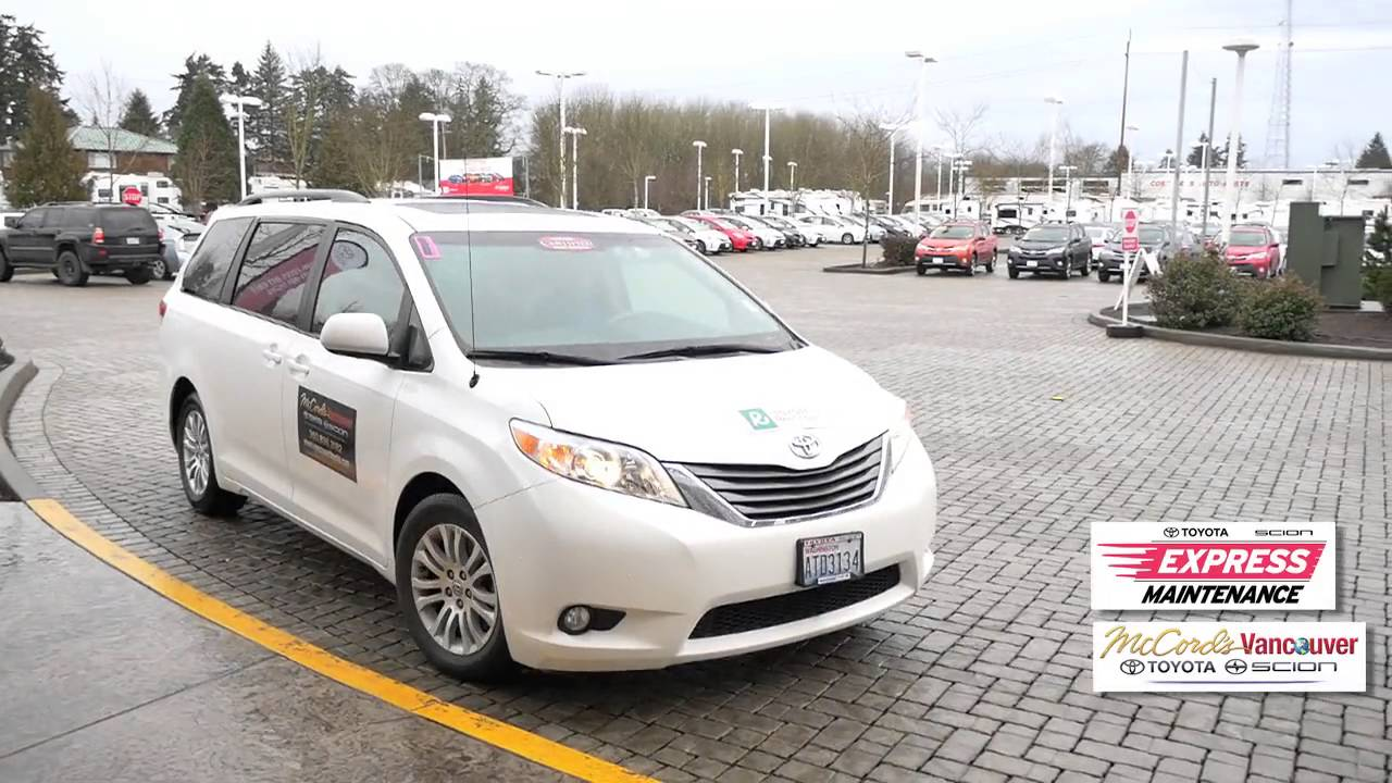 Mccord S Vancouver Toyota What To Expect From Our Service Team