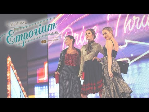 Revival Emporium Inspired by Vintage - Full Fashion Show