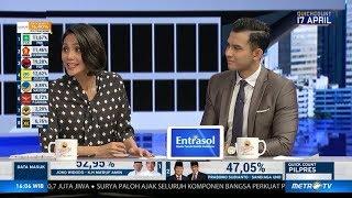 Keunggulan Jokowi Versi Quick Count Dinilai Pencapaian Luar Biasa