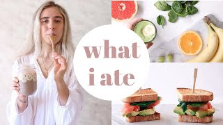 What I Ate Today #6 - Food Allergies | Nutritionally Nicole