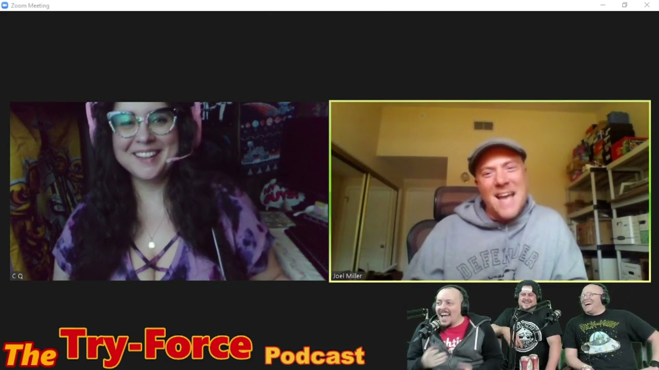 #208 Try-Force Podcast: Gumba Death Metal Band with Joel Miller