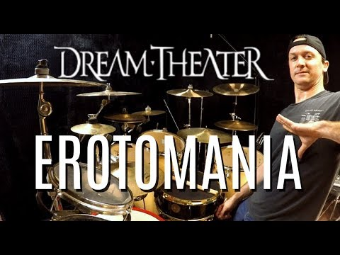 DREAM THEATER - Erotomania - DRUMS ONLY