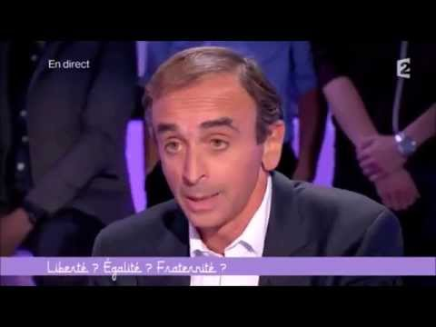 Zemmour : Concerning french people