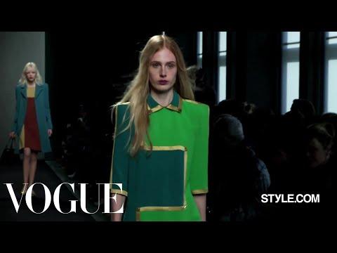 Bottega Veneta Fall 2015 Ready-to-Wear - Fashion Show - Style.com