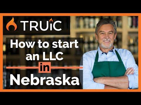 LLC Nebraska - How To Start An LLC In Nebraska - Short Version