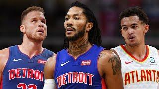 Atlanta Hawks vs Detroit Pistons - Full Game Highlights   November 22, 2019-20 NBA Season