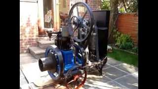 1914 Guy & Mital Wine Pump Set powered by a 2.25hp Moteur Japy 12E Type C Engine