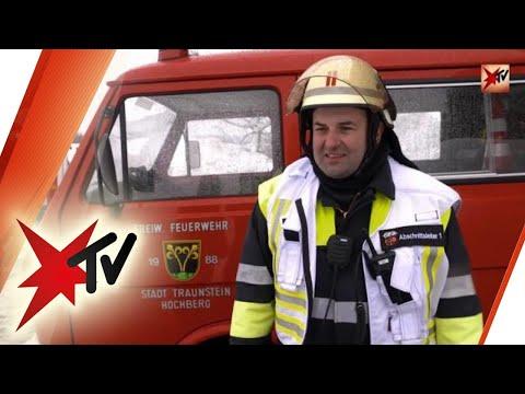 Schneechaos in Bayern: Unterwegs mit den Einsatzkräften – Die ganze Reportage   stern TV