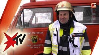Schneechaos in Bayern: Unterwegs mit den Einsatzkräften – Die ganze Reportage | stern TV