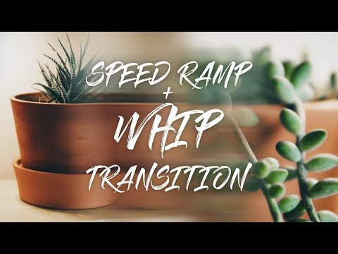 Make BORING videos EXCITING! SICK Speed Ramp Transition [Premiere Pro]