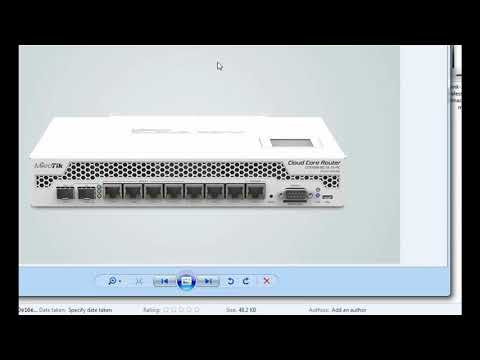 Routers - high end and broadband short description