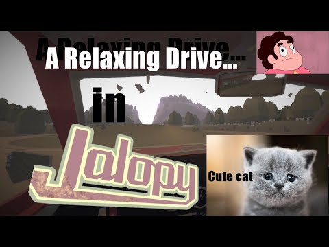 Jalopy but nothing happens actually |
