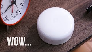 Lampu Xiaomi Mijia Ini Baru Nyala Ketika Gelap..