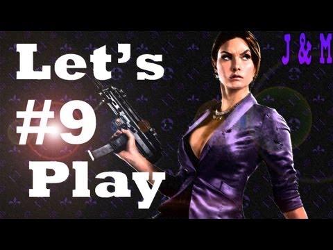 Let's Play SAINT ROW 4  épisode 9 FR HD