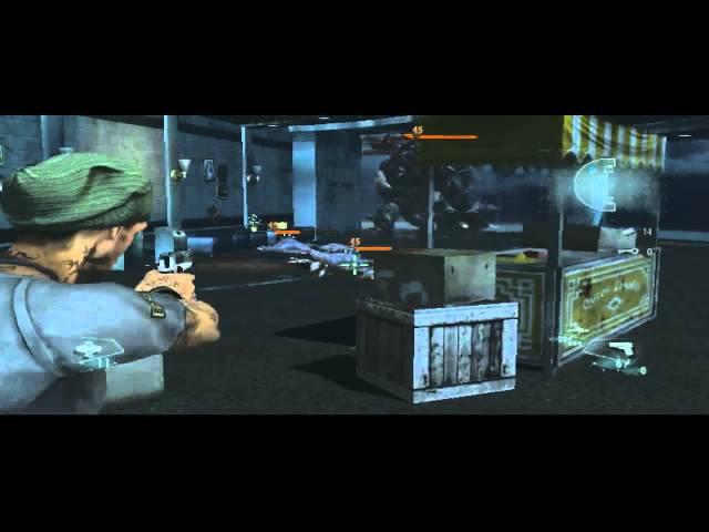 Resident Evil Revelations Modo Asalto - Nivel 12