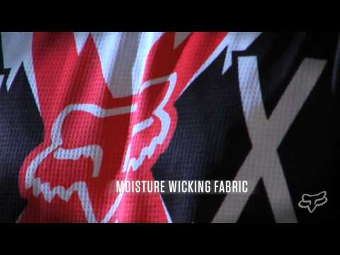 2013 Fox Racing HC Giant Motocross Jersey Review