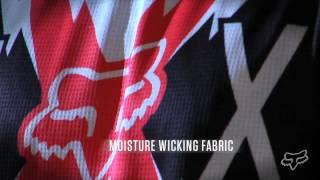 2013 Fox Racing HC Giant Motocross Jersey Review