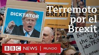 Por qué es tan polémica la suspensión del Parlamento británico | BBC Mundo