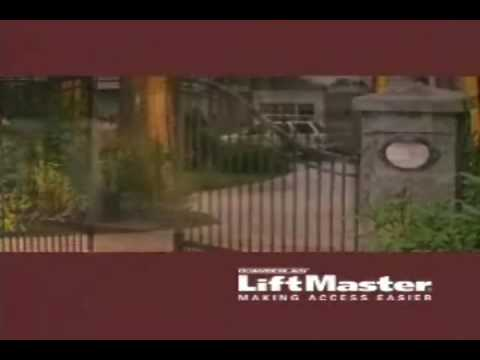 Liftmaster Lyn 300 Amp 400 Amp Scs Series Hekopeners Gate
