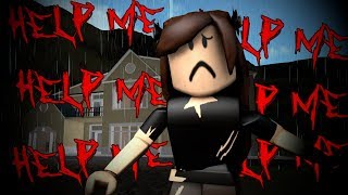 A SCARY STORY in ROBLOX...
