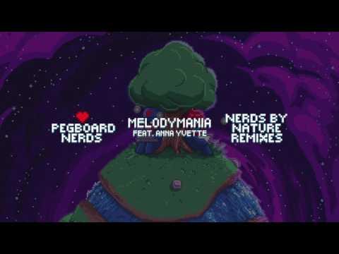 Клип Pegboard Nerds - Melodymania (feat. Anna Yvette)