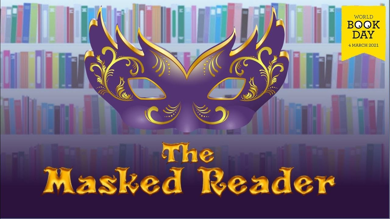 The Masked Reader by #TeamGR - FULL VERSION - YouTube
