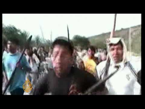 Police clash with Indians in Peru  - 9 Jun 09