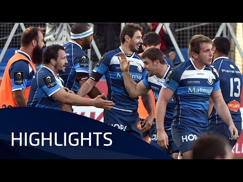 Castres Olympique v Montpellier (Pool 4) Highlights – 18.12.2016