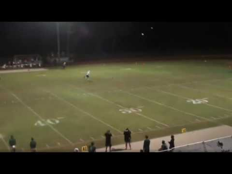 Sean Kerr 14 Lutheran South Academy Punt & Tackle 2016