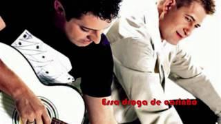 Bruno e Marrone - ESSA DROGA DE CARINHO - HD