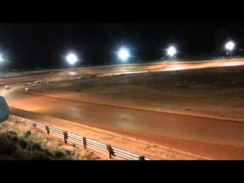 Cleveland County racing pure stock main