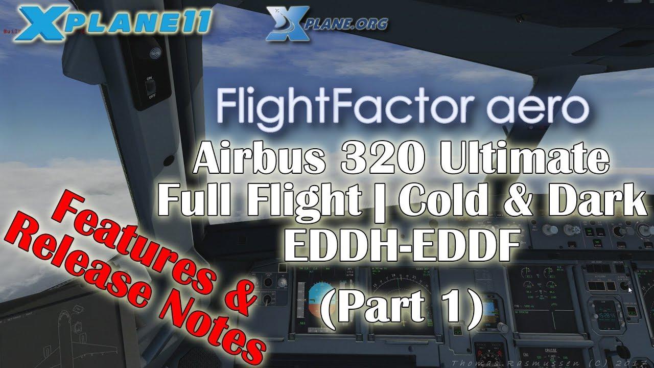FlightFactor A320 Ultimate - Page 9 - Самолеты для X-Plane