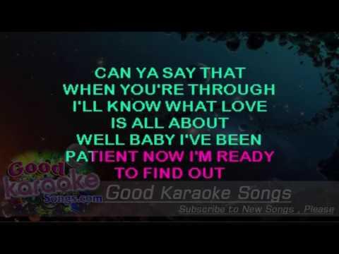 Prove Your Love -  Taylor DAyne (Lyrics Karaoke) [ goodkaraokesongs.com ]