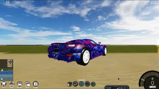 Vehicle Simulator Roblox Max Speed Insanity Agera R
