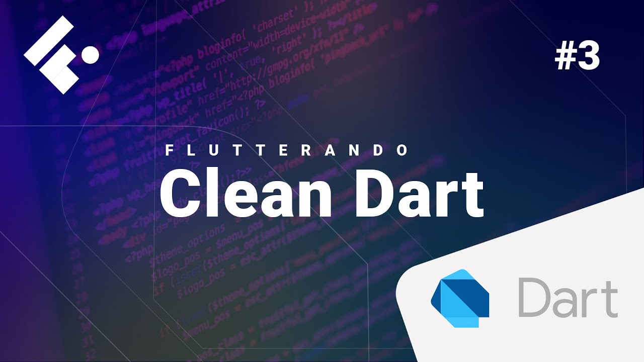 Flutter | Clean Architecture P3 - A Infra