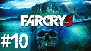 Прохождение Far Cry 3 [Часть 10] Ножик за друга