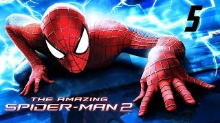The Amazing Spider-Man 2 - iOS/Android - Walkthrough/Let`s Play - #5