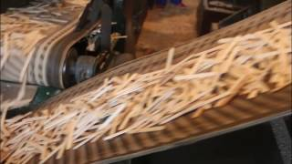 Coffee stick and ice cream stick production line - coffee stick factory